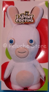 Raving Rabbids smile peluche 30 cm Blister Originale