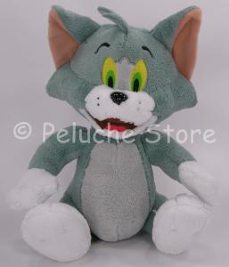 Tom & Jerry peluche 30 cm velluto Nuovo Originale