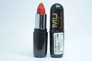 ROSSETTO SUPER OPACO MU MAKEUP N° 104