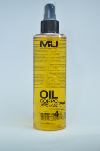 MU MAKEUP- OLIO CORPO ALL'ARGAN