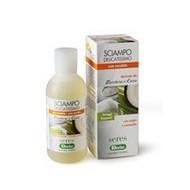 DERBE shampoo delicatissimo per cute sensibile derivato da zucchero e cocco