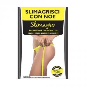 SLIMAGRA CORSARO NERO - INDUMENTI TERMOATTIVI SNELLENTI ANTICELLULITE
