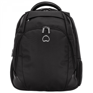DELSEY - Quarterback Plus - Zaino Espandibile L 2 Scomparti Porta pc 17,3