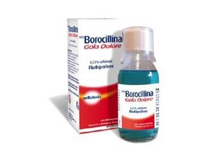 NeoborocillinaFluidificante tosse sciroppo