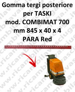 COMBIMAT 700 GOMMA TERGI lavapavimenti posteriore per TASKI