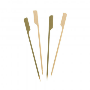 Spiedini finger food bamboo a remo