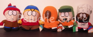 South Park peluche 20 cm Top Quality Originale Kyle Cartman Stan Marsh
