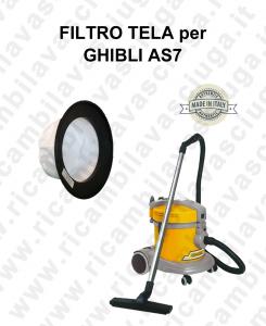 FILTRO TELA PER aspirapolvere GHIBLI modello AS7