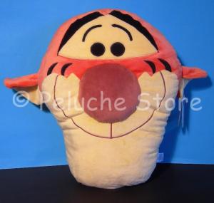 Disney Winnie the Pooh Tigro cuscino Sagomato Grande 50 cm velluto qualità extra