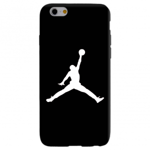 JORDAN AIR WHITE cover per iphone
