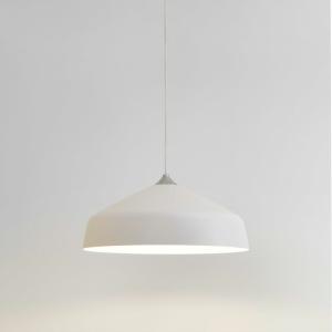 GINESTRA 400 lampada sospensione bianca