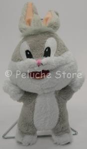 Baby Looney Tunes Bugs Bunny Coniglio peluche 20 cm velluto Originale