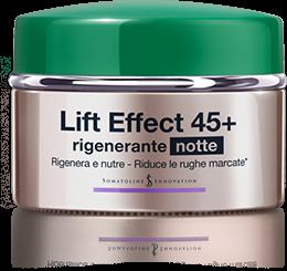 SOMATOLINE RIDENSIFICANTE NOTTE LINEA LIFT EFFECT 45+ - RICOMPATTA, RIEMPIE E NUTRE LA PELLE DEL VISO