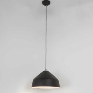 GINESTRA 300 lampada sospensione nera