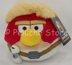 Angry Birds Star Wars Skywalker Luke peluche 30 cm velluto