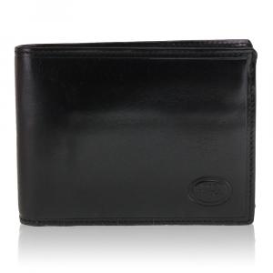 Man wallet The Bridge  01433201 20 Nero
