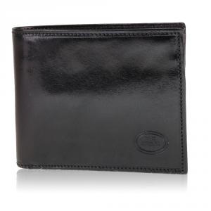 Man wallet The Bridge  01434601 20 Nero