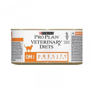 Obesita' Alimento Veterinary Gatto OM Umido Purina 190gr.
