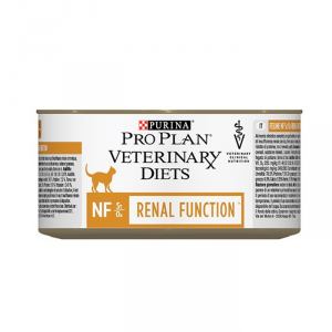 Insufficenza renale Gatto Alimento Veterinary NF Umido Purina 190gr.