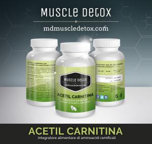 Acetil Carnitina: Brucia il Grasso e migliora Memoria, Apprendimento e i Livelli di umore