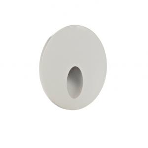 STEP LED 3,8W faretto segnapasso ovale bianco