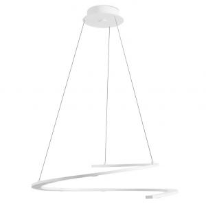 CURL lampada a sospensione luce LED 24 watt