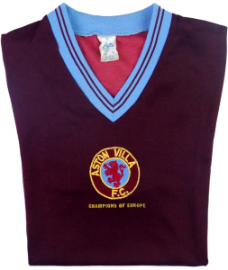 1982-83 Aston Villa 'Champions of Europe' Maglia Home M (Top)