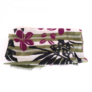 Scarf Liu Jo TROPICAL N16182 T0300 DUSTY OLIVE