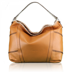 Shoulder bag Cromia SOLE 1403279 CUOIO