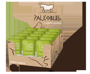 PaleoBull - Confezione da 15 Pezzi di Barrette alla Banana