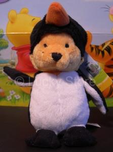 Disney Winnie the Pooh speciale Zoo Pinguino peluche 15 cm Qualità Velluto