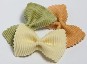 Farfalle tricolore 500g pasta Ligorio