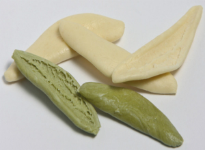 Foglie d'ulivo bianche e verdi 500g pugliesi pasta Ligorio