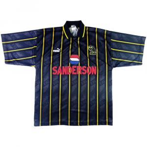 1993-95 Sheffield Wednesday Maglia Away L