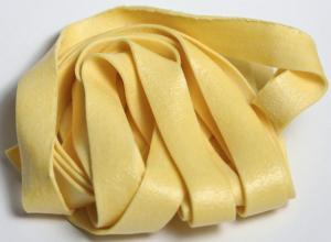 Pappardelle all'uovo pasta Ligorio