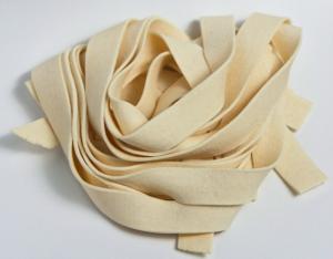 Pappardelle di Semola di Grano Duro -Pasta Ligorio-