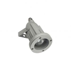 Faro esterno HELIO alluminio grigio IP65