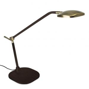 QUEN LED lampada tavolo colore marrone 7W