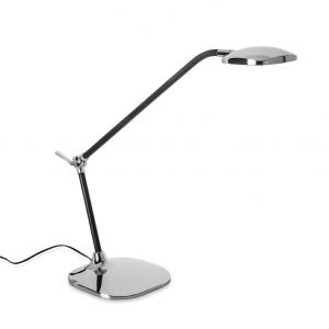 QUEN LED lampada tavolo cromata 7W