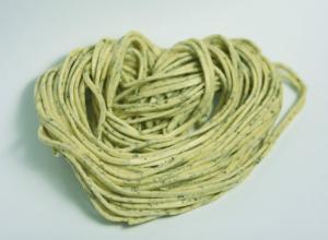 Spaghetti pugliesi aglio e basilico pasta Ligorio 500g