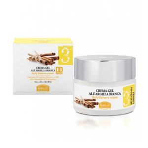 Crema gel all'argilla bianca Helan 50 ml.