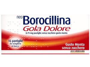 NEOBOROCILLINA GOLADOLORE 16 PASTIGLIE