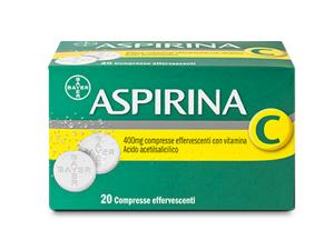 Aspirina C 20 compresse Bayer