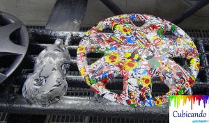 Pellicola per cubicatura sticker bomb 1