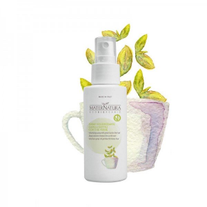 SPRAY VOLUMIZZANTE CAPELLI SOTTILI CON THE VERDE Maternatura 100ml
