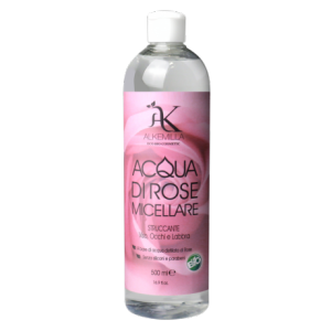 ACQUA DI ROSE MICELLARE - ALKEMILLA 500ml