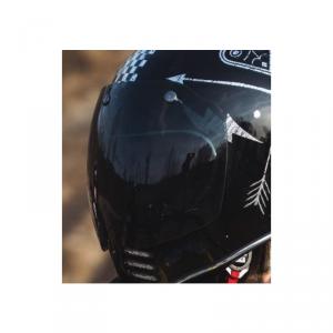 PREMIER MX Helmet Visor - Dark