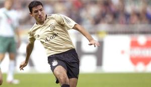 2004-05 Bayern Monaco Maglia Away Match Worn #18 Görlitz XL (Top)