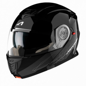 CASCO MOTO MODULARE ASTONE RT1200 GLOSS BLACK
