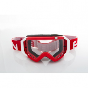 OCCHIALI CROSS ETHEN ZEROCINQUE MX0528 RED WHITE MODELLO BASIC